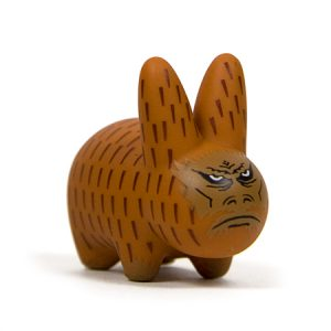 Art Toy Labbit Bigfoot