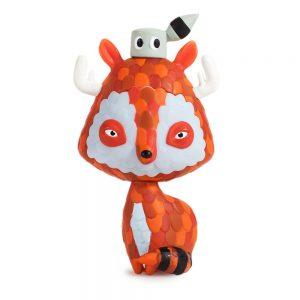 Art Toy de Horrible Adorables Rojo