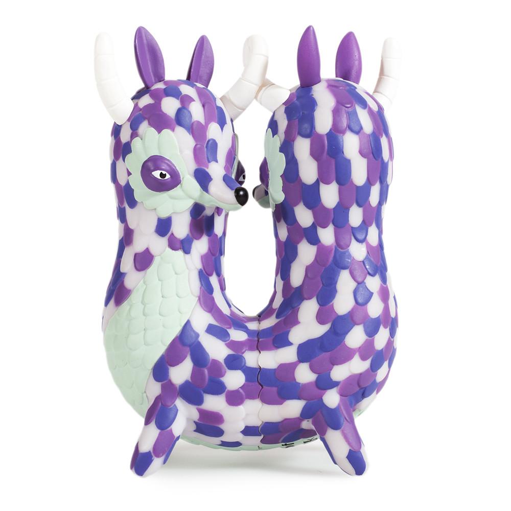 Art Toy de Horrible Adorables Lila
