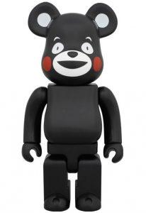 Bearbrick Art Toy Kumamon Oso de Kumamoto