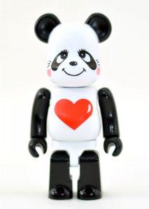 Bearbrick Art Toy Panda