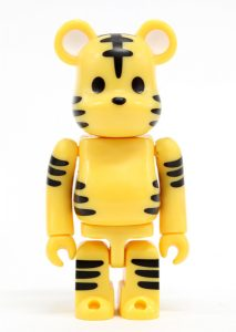 Bearbrick Art Toy Tigre
