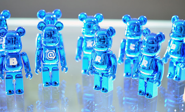 Bearbrick Art Toy tipo Basic Series 23