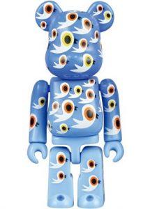 Art Toy Bearbrick de Nathan Jurevicious