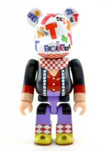 Art Toy Bearbrick de Zerry