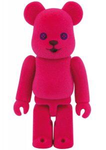 Art Toy Bearbrick Cute Furry Bear