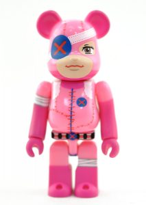 Art Toy Bearbrick Cute Rosa