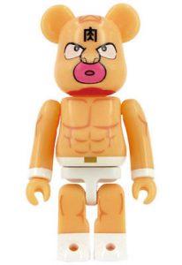 Bearbrick Art Toy Muscle Man