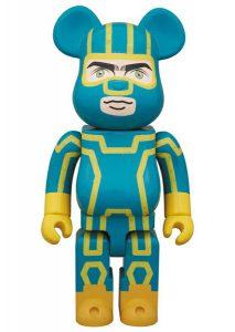 Bearbrick Art Toy Kickass