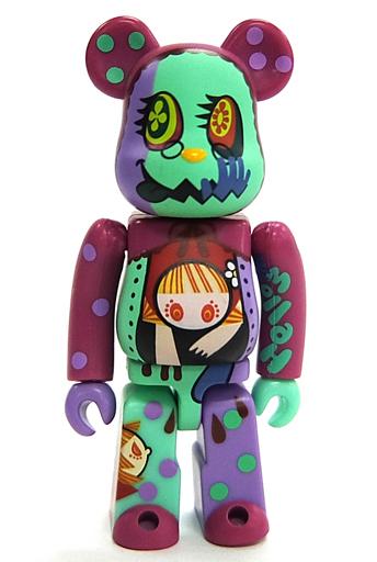 Bearbrick Art Toy Horror