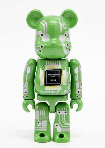 Bearbrick SF Art Toy Circuit
