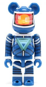 Bearbrick SF Art Toy Science Fiction