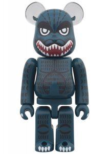 Bearbrick SF Art Toy Godzilla