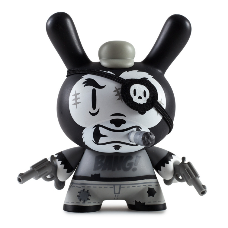 Art Toy Dunny de Shiffa de 5""
