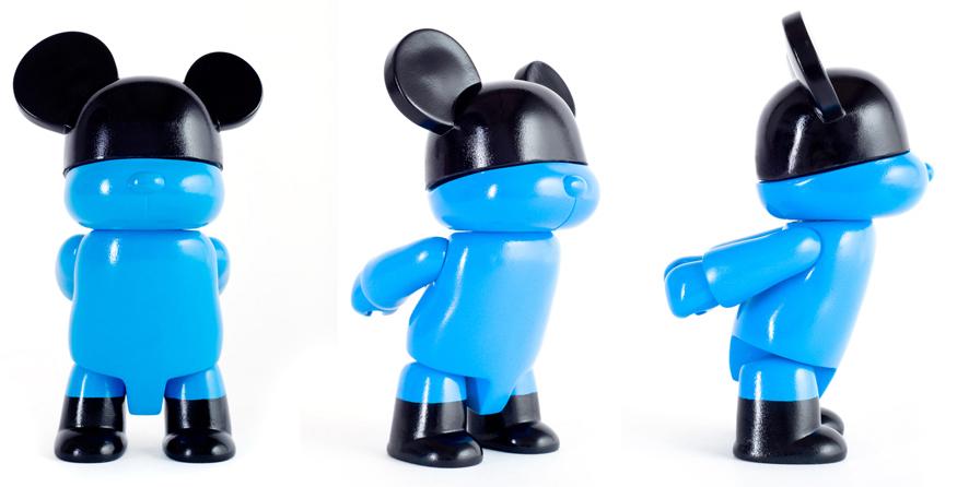 Art Toy de Quim Tarrida para la Swab Barcelona