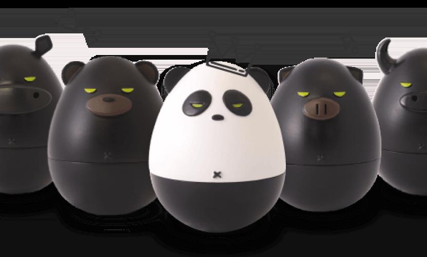 Eggy Art Toys