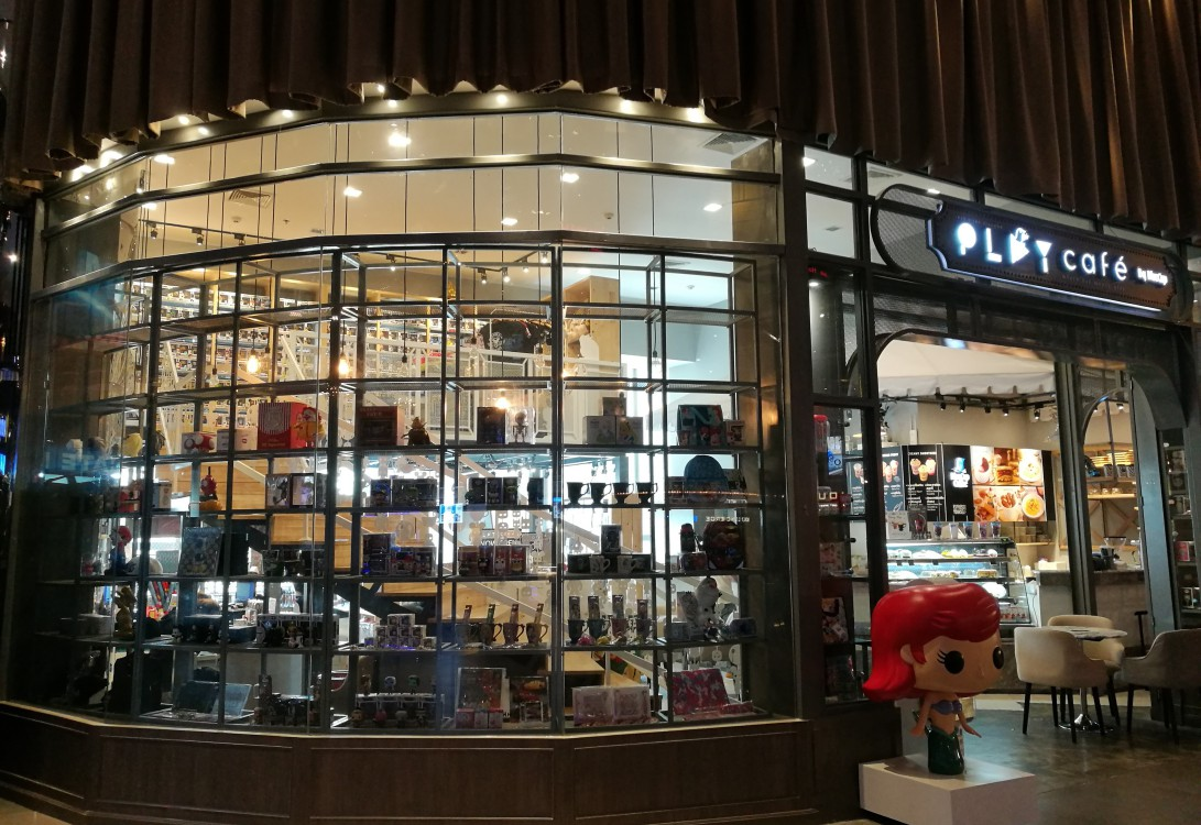 Play Café en Siam Paragon Art Toys