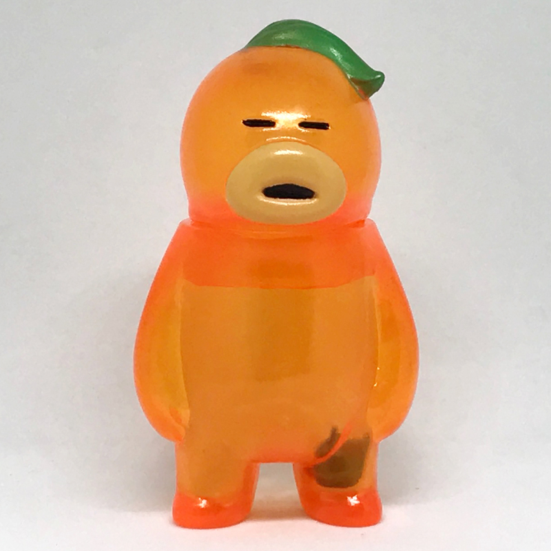 Art Toy Are Mikan Ghost by Hariken