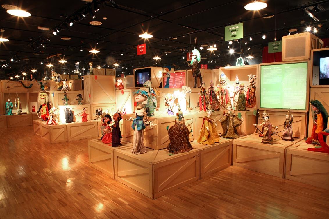 Interior Museo Topic Tolosa