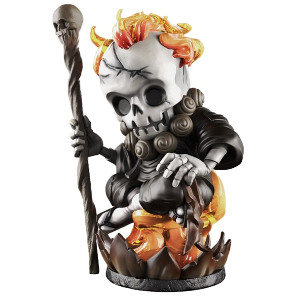 Art Toy Halloween 2017 hell lotus reincarnation by clog two