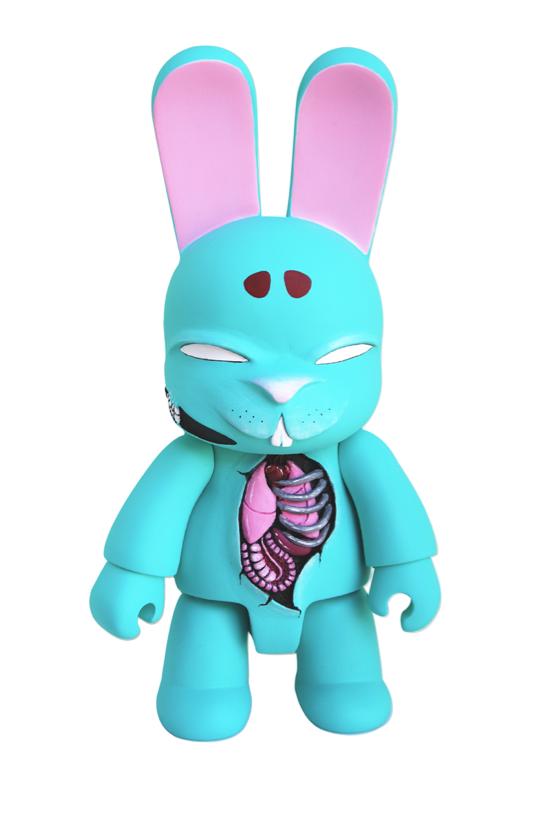 okokume Bunny qee Swab 2014