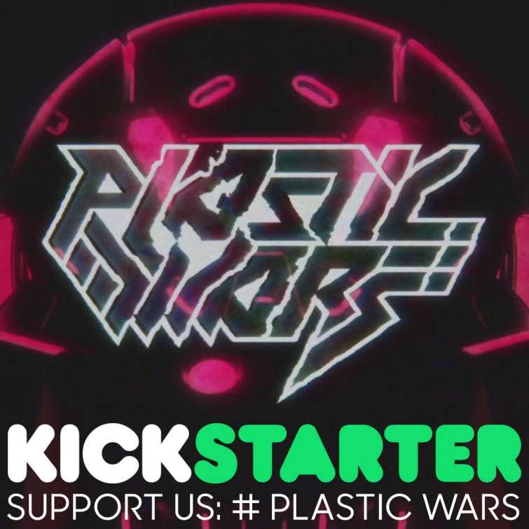 Ghetto Plastic Kickstarter Logo Mechaverita