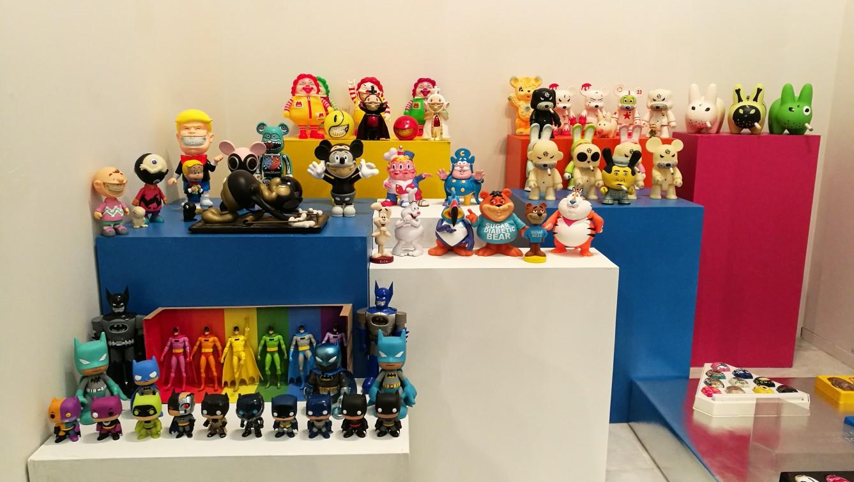 Art Toys Expo Juan Redon Artistas