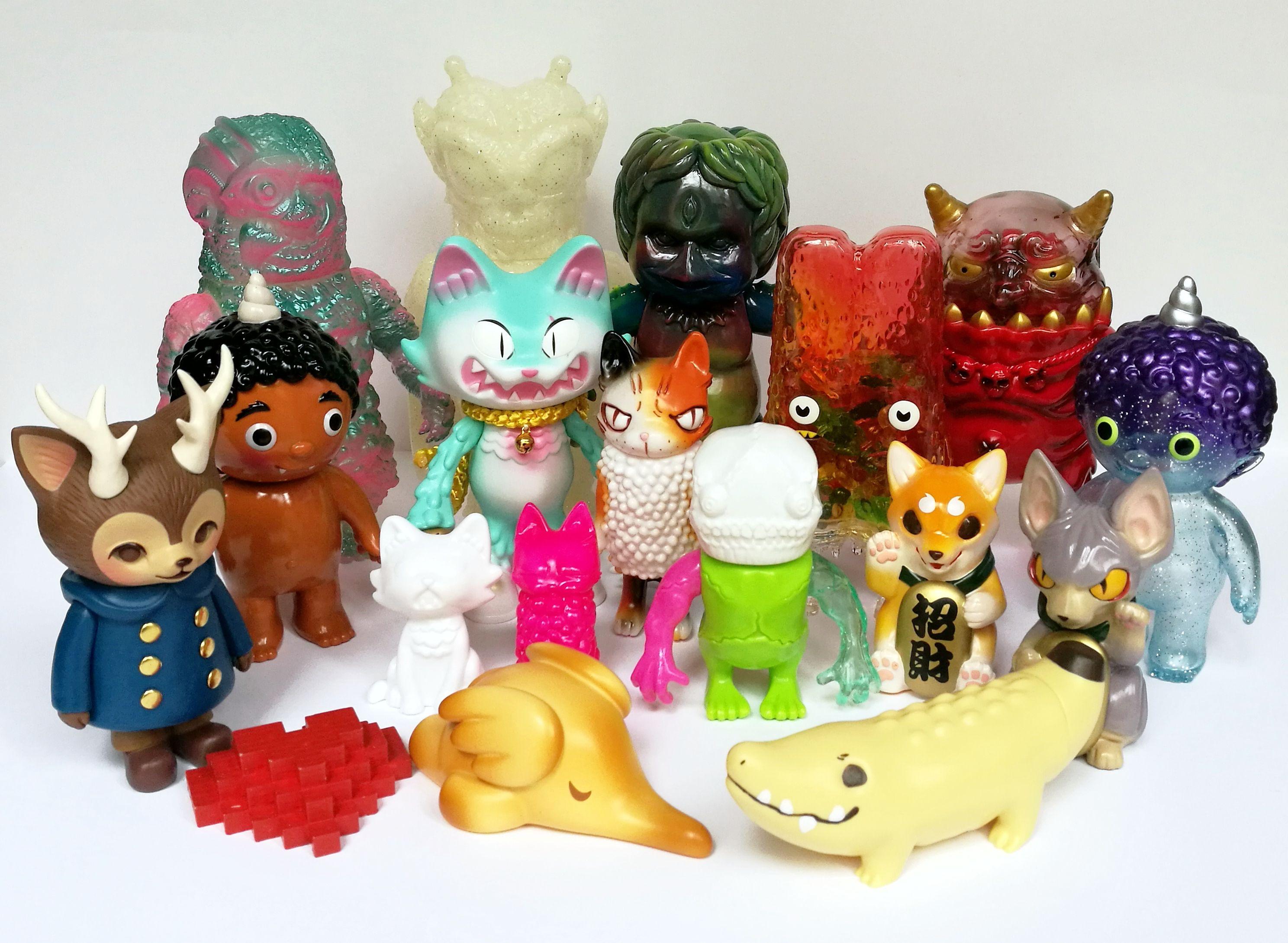 Nuestro Toy Haul en la ToyCon UK 2018 Zonatoys