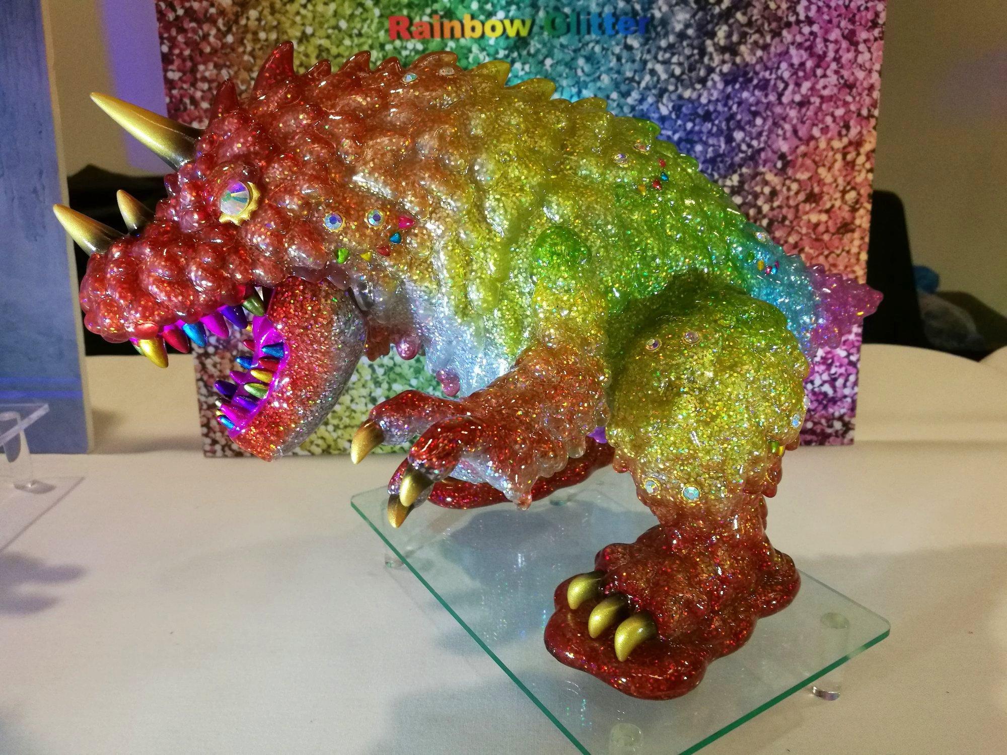 ToyConUK 2018 Instinctoy Zonatoys Vincent Side