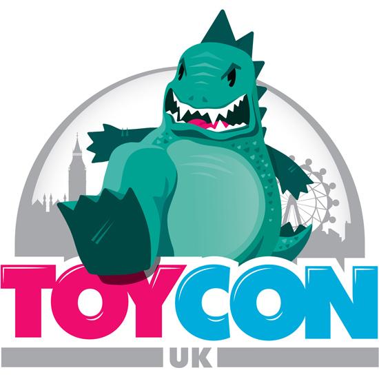 ToyConUk 2018 Logo Portada