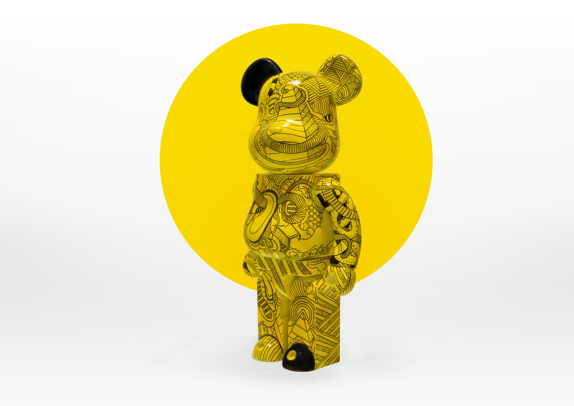 Bearbrick Custom Art Toy