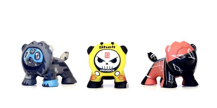 Leoz Serie 1 Peugeot Design Lab Artoyz Art Toys
