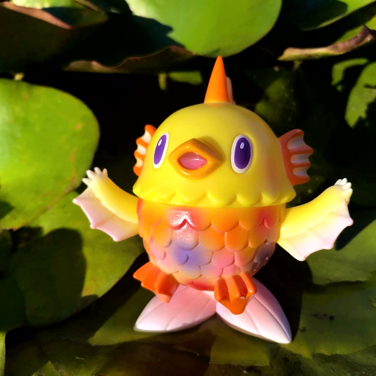 Sakanatori Hikari Bambi Art Toys SofubiSakanatori Hikari Bambi Art Toys Sofubi