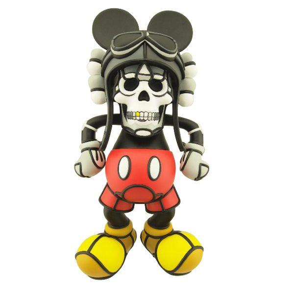Deathshead Mickey - David Flores-min