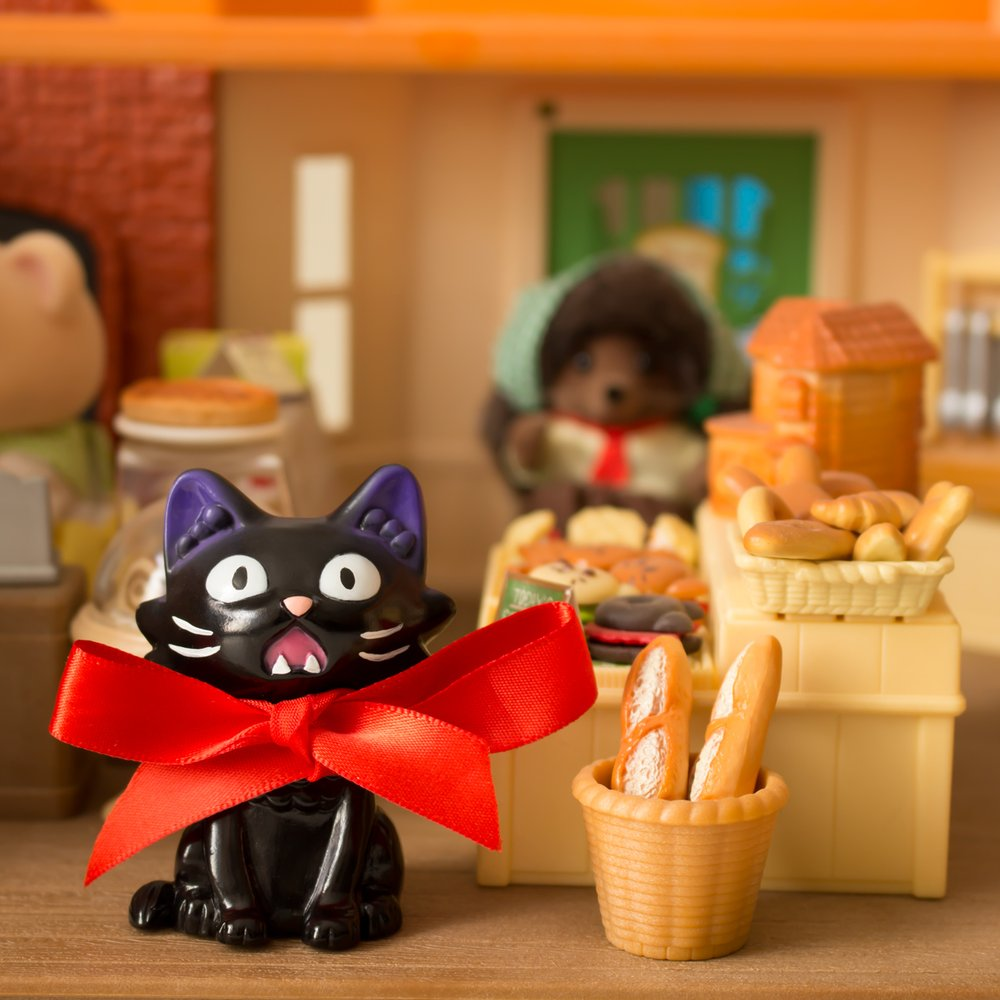 Javier Jimenez - Magical Cat Baby Wananeko-min