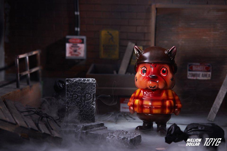 Million Dolar - Freddy Werewolf-min