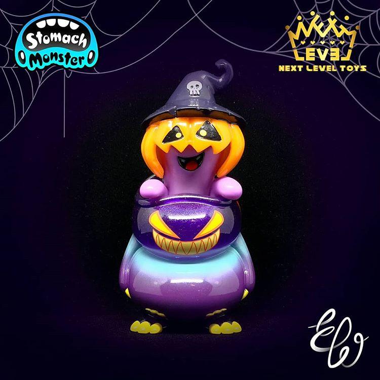 Stomach Monster Kaalu Halloween Version-min