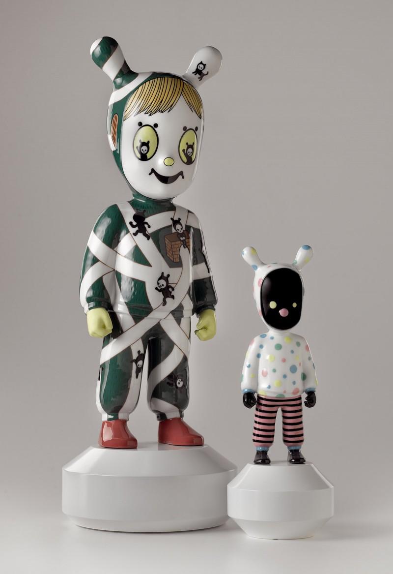 The Guest - Lladró - Devilrobots