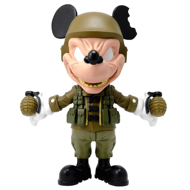 War Mouse - Clog Two - Mighty Jaxx