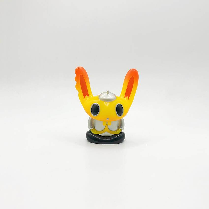 """Scarygirl"" Sofubi Collectible Figure Series (Bunniguru Version)"