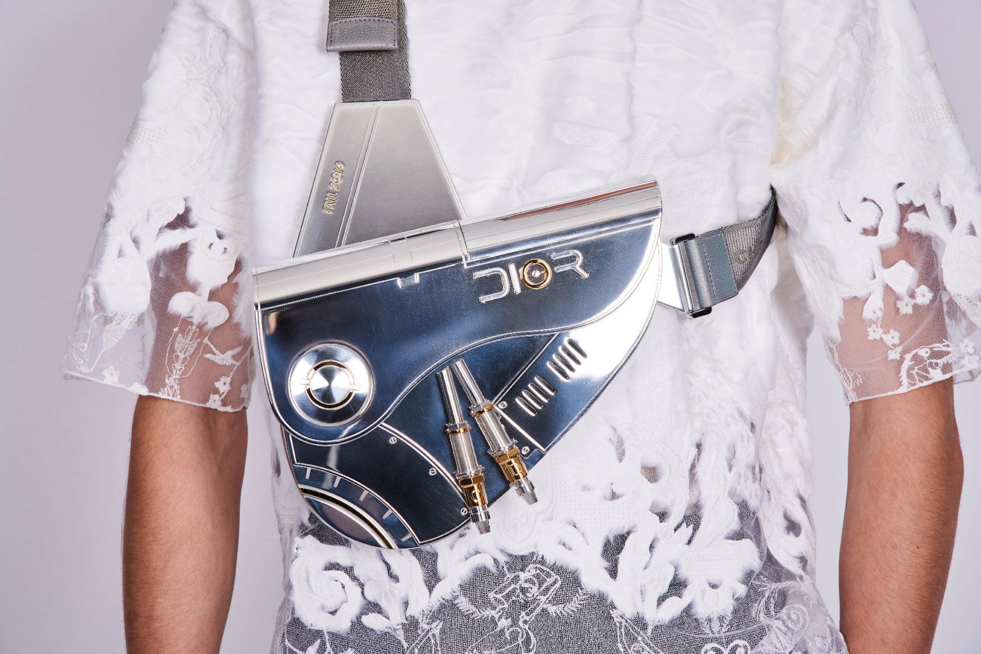 Hajime Sorayama Dior Home Pre-fall 2019