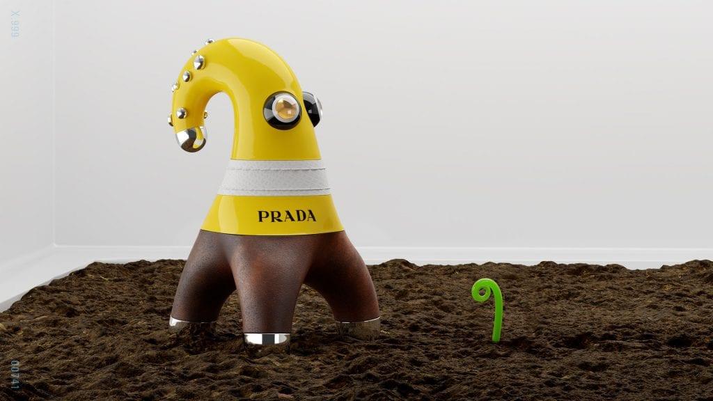 Prada Pradamalia 2x4 New York