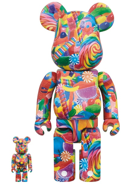 Dylan's Candy Bar Sweet Scape Bearbrick-min