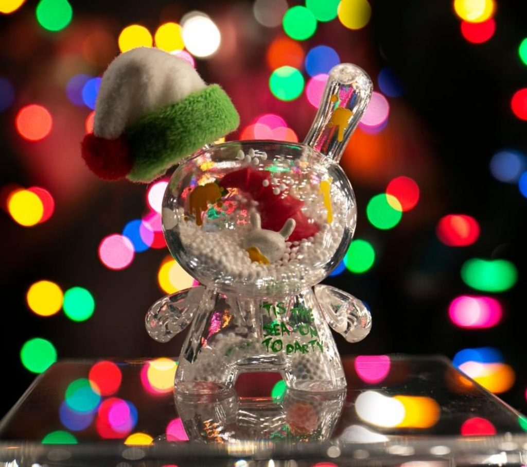 Holiday Dunny 2018 Holiday Fiesta de JEC x Kidrobot