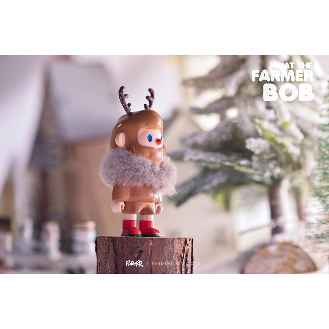 Rudolf Bob y Santa Hula-Hoop de What The Farmer