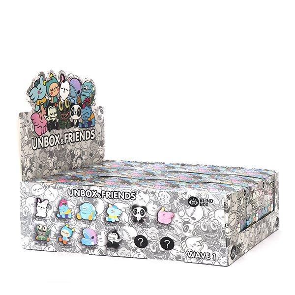 Unbox & Friend - Unbox Industries Blind Box Series 1