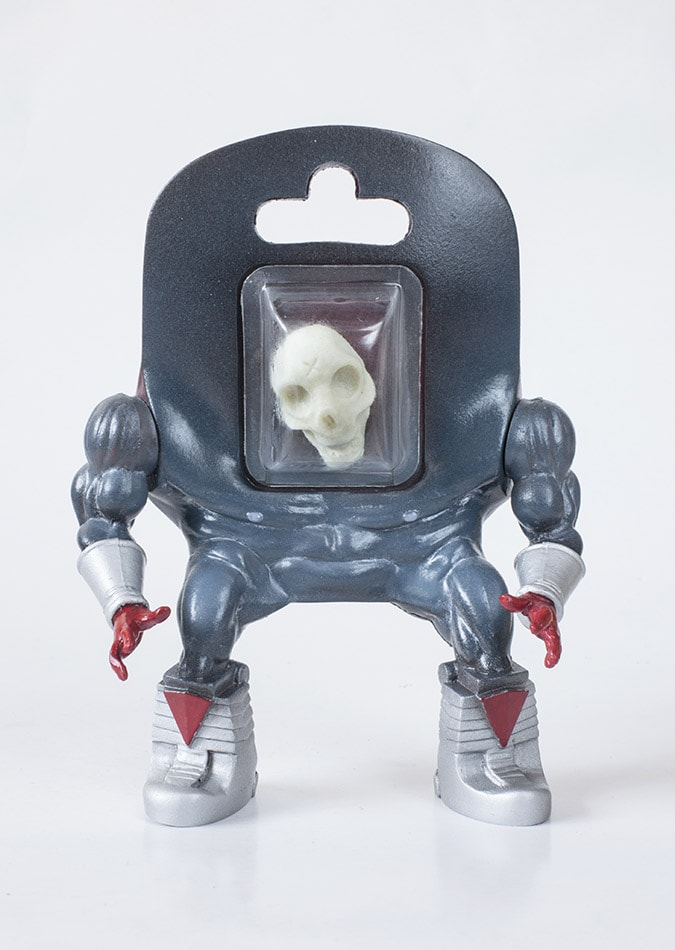 Blistor Emilio Subira Art Toy Resin