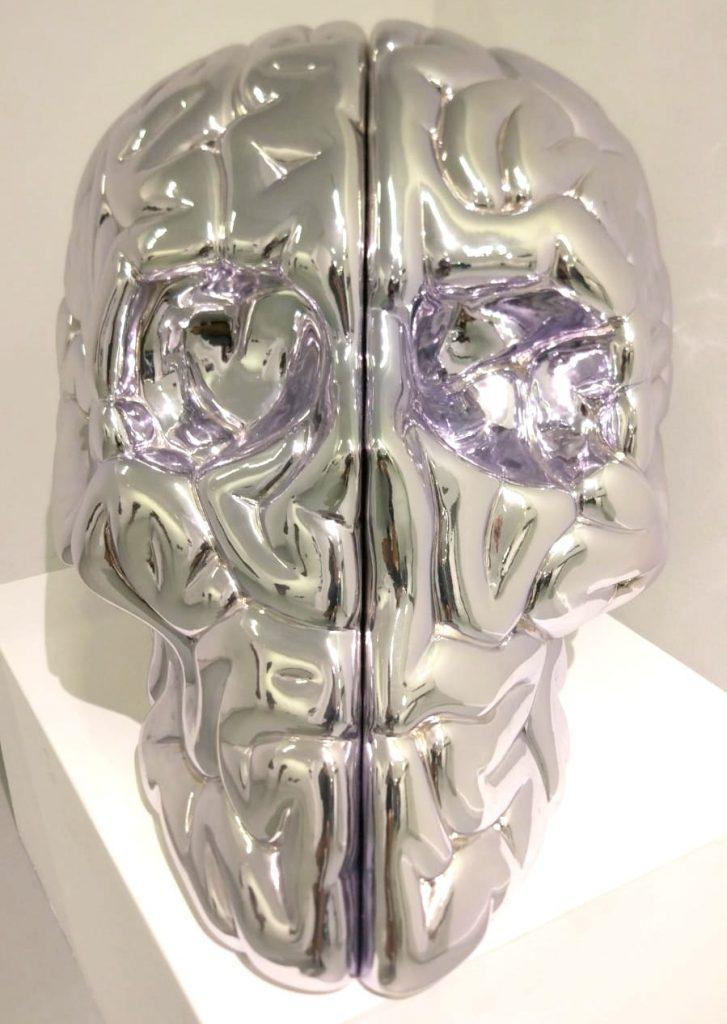 Emilio Garcia - Skull Brain - 3 Punts Galeria
