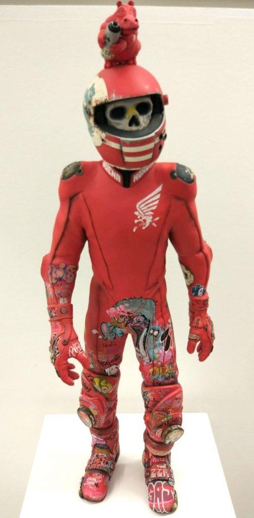 Javier Aguilera - Street Rider 3 - 3 Punts Galeria