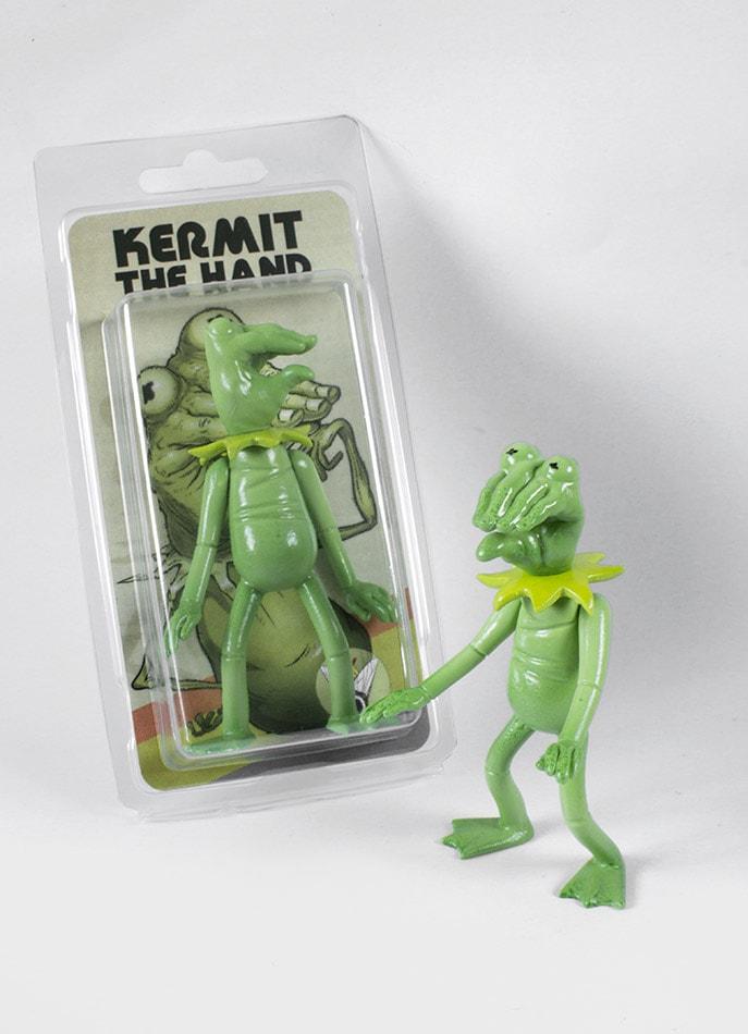 KERMIT THE HAND - Emilio Subira